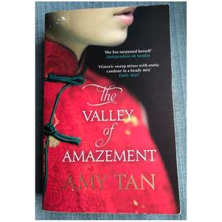The Valley of Amazement by Amy Tan