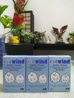 Ridwind Baby Drops