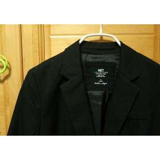 🚚 黑色基本款西裝外套 Net 6號