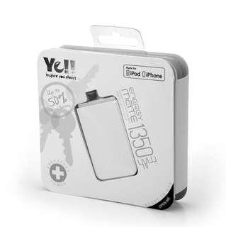 Ye!! Energy Mate Mini Powerbank for iPhone