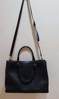 Pre-loved: Coccinelle leather bag