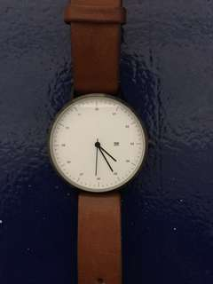 Minimalist Watch Instrmnt 01-A