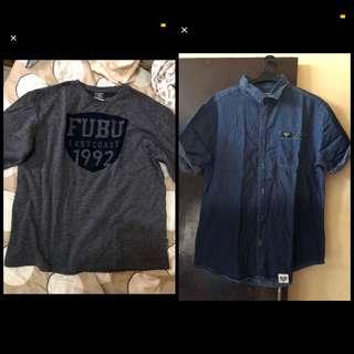 BUNDLE! Fubu and Dickies