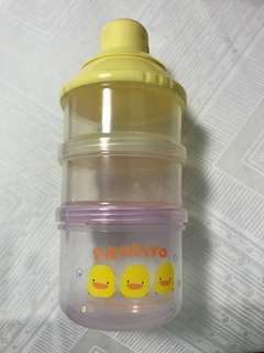 BN Piyo Piyo Milk Powder Container
