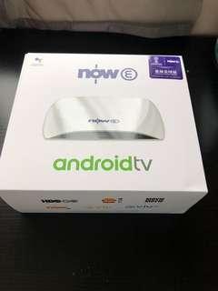 NOW TV 機頂盒 全新