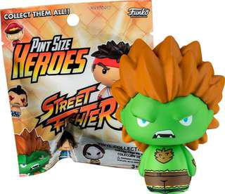 Funko Exclusive Pint Size Heroes: Street Fighter Blind Box - Blanka