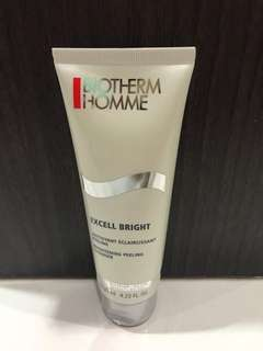 Biotherm Homme - Excell Bright cleanser brightening Peeling - matifying & anti-blemish