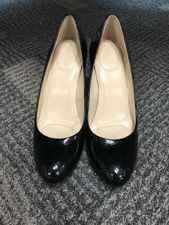 Calvin Klein Black Heels