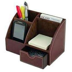 Personalized Desk Organizer