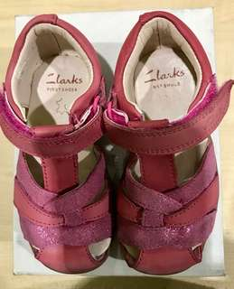 Preloved Clarks First Shoes for Sale