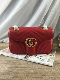 Gucci Marmont Matelasse 26cm