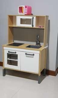 Ikea kitchen set for kids