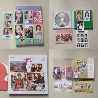 WTS TWICE ALBUM #JULY100