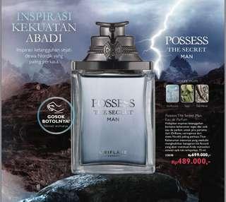 Oriflame Possess The Secret Man Eau de Parfum