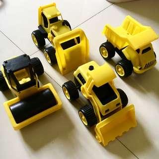 Construction Toy Cars Caterpillar