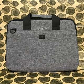 """13.5"""" 型格灰色電腦手提袋"""