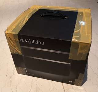 Bowers & Wilkins A5 - 8/10