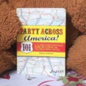 Party Across America - must have guide for cross country good time