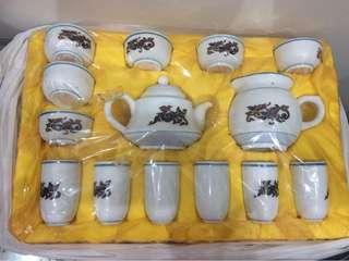 Tea set cantik