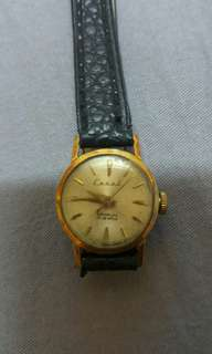 Vintage watch antic with plat 14k.
