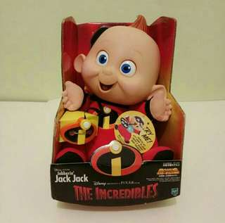 罕有2004年版:Disney Pixar The Incredibles #Jack Jack#
