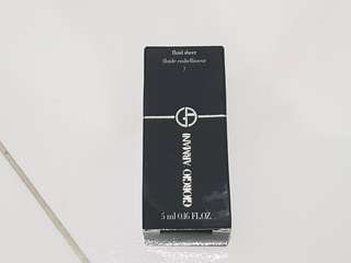 Giorgio Armani Fluid Sheer Travel Size 5ml