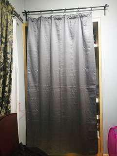 NEW Curtain Grey Kaison