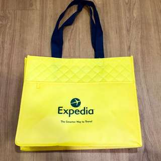 🚚 Expedia Large Waterproof Tote Bag