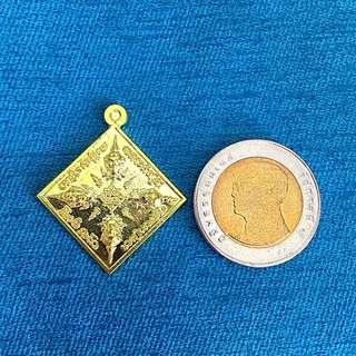 Lp Ler Phra Phrom Deva Amulet 龙婆乐四面佛