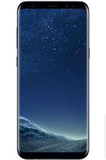 Galaxy s8 plus duos, 64GB ROM, 4GB RAM, EXYNOS, midnight black.
