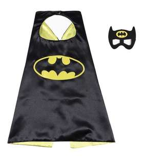Brand New Superhero Capes with Masks