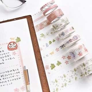 Washi Tape Set [Pre-order]