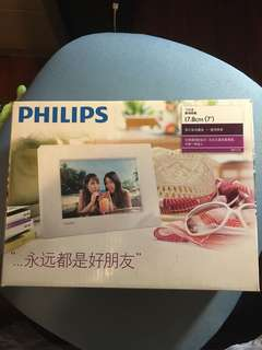Philips 電子相架