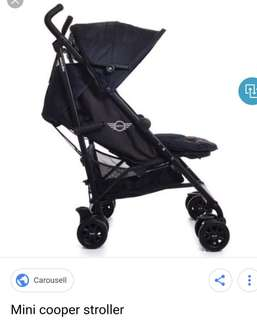 Easywalker mini buggy stroller
