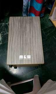 🚚 Cajon Box M&W