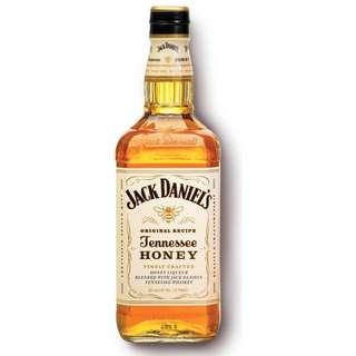 Jack Daniel's Tennessee HONEY 威志忌
