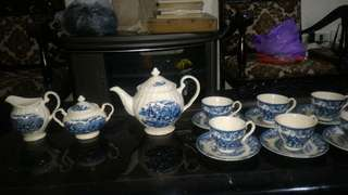 Tea set Jhonson England