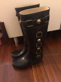 Hunter Rain boots Size 37