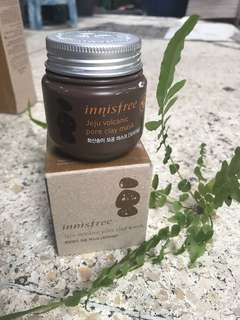 INNISFREE JEJU VOLCANIC CLAY MASK ORIGINAL 100ML