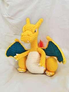 🚚 Pokémon Charmander Soft Toy