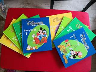 迪士尼美語世界 Disney World of English
