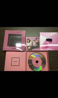🚚 Blackpink Square up album