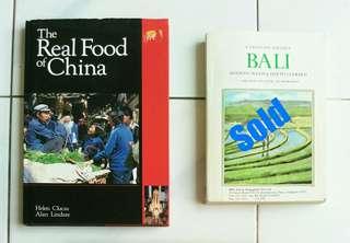 The Real Food of China/ Cadogan Guides - Bali