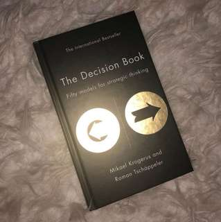 The decision book. Mikael krogerus