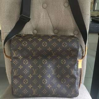 Authentic Lv Navigilio Mens sling bag