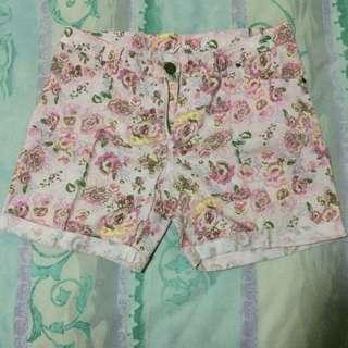 Surfer Girl floral pants