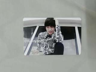 [WTS Only] BAP Daehyun One Shot Photocard