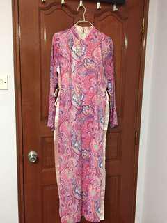 Vietnamese Silk Dress