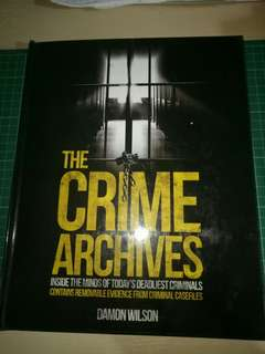 The Crime Archives