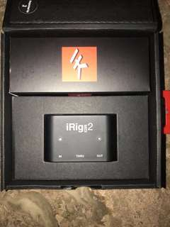 IK Multimedia IRIG-MIDI2-AS